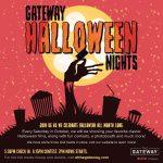 Halloween Gateway Nights