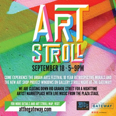 Art Stroll & Artist Market