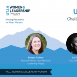 Utah Women in 2020: Challenges, Opportunities, and Next Steps