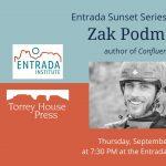 Entrada Sunset Series Presents Zak Podmore