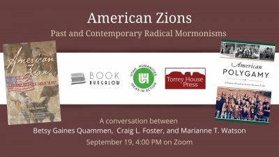 American Zions: Past and Contemporary Radical Mormonisms