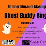 Ghost Buddy Bingo
