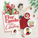 Ogden Musical Theater Presents Five Carols for Christmas- RESCHEDULED