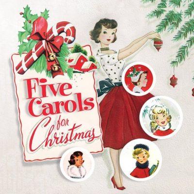 Ogden Musical Theater Presents Five Carols for Chr...
