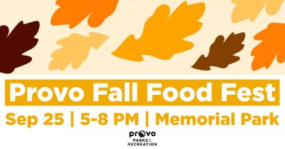Provo Fall Food Fest