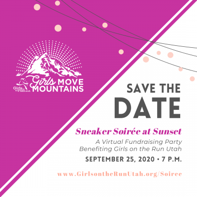 Girls on the Run Utah Sneaker Soiree