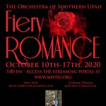 Orchestra Of Southern Utah Presents Fiery Romance