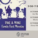 Family First Take-and-Make Drive- Thru Events