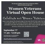 Virtual Women Veterans Open House