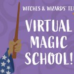 Witches & Wizards Tea Virtual Magic School