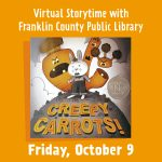 Creepy Carrots Virtual Storytime with Franklin County Public Library