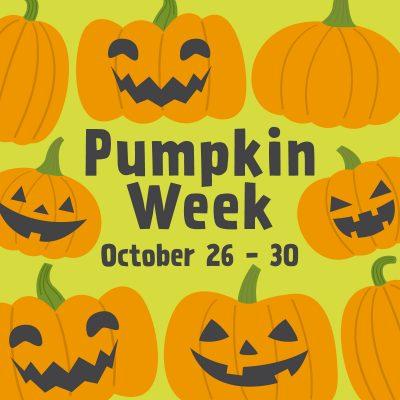 Pumpkin Week