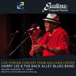 Harry Lee & The Back Alley Blues Band
