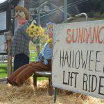 2020 Halloween Lift Rides