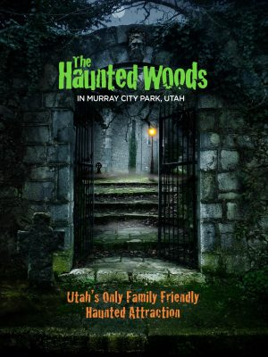 Haunted Woods 2020- Murray