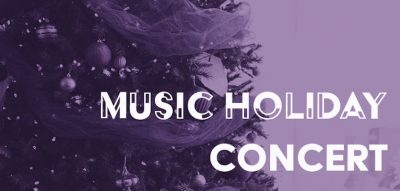 Music Holiday Concert - LIVE STREAM