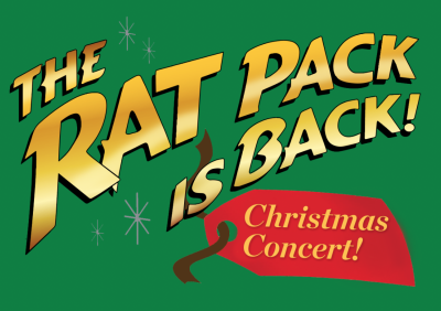 The Rat Pack is Back! Christmas Concert