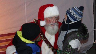 Saratoga Springs Silent Santa- CANCELLED