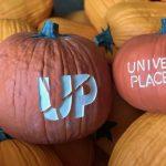 UP Orem's Pumpkin Arch Display