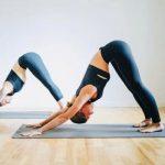 Yoga Workout & Dessert Salon at The Rock