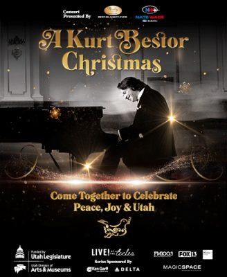 Kurt Bestor Christmas 2020 A Kurt Bestor Christmas 2020, Live at the Eccles at The Eccles