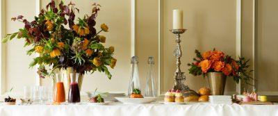 Garden Cafe Thanksgiving Brunch 2020