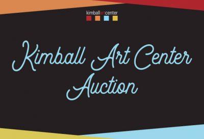 Kimball Art Center Virtual Auction