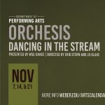 Orchesis Dance Theatre: Dancing in the Stream- VIRTUAL