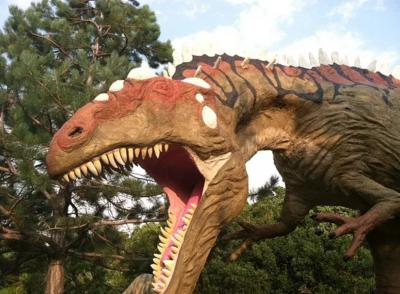 Ogden's George S. Eccles Dinosaur Park