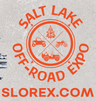 2021 Salt Lake Off-Road & Outdoor Expo- CANCELLED