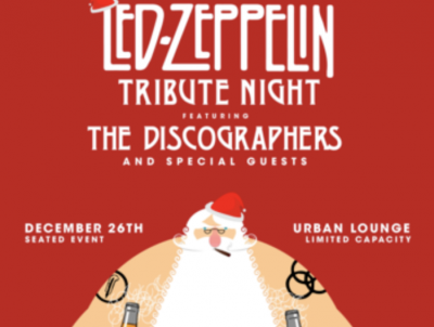 Led Zeppelin Tribute Night Feat. The Discographers