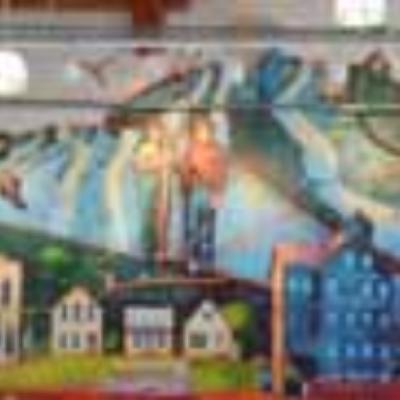 Mural Transit Center