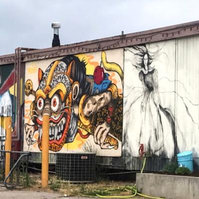 Utah Arts Alliance Murals