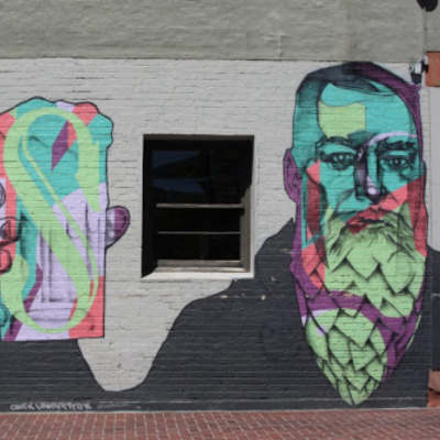 Squatter's Mural