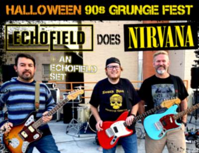 Halloween 90S Grunge Fest