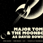 Major Tom & The Moonboys As David Bowie