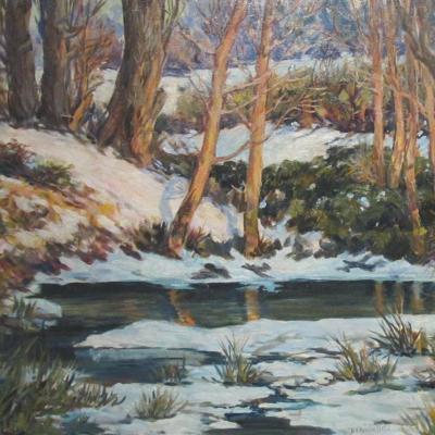 Winter Stream