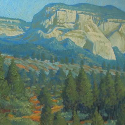 Navajo Cliff