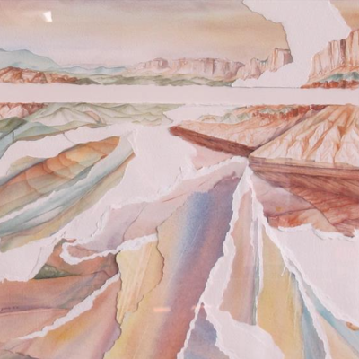 Capitol Reef Uplifted