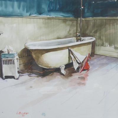 Old Clawfoot Tub...