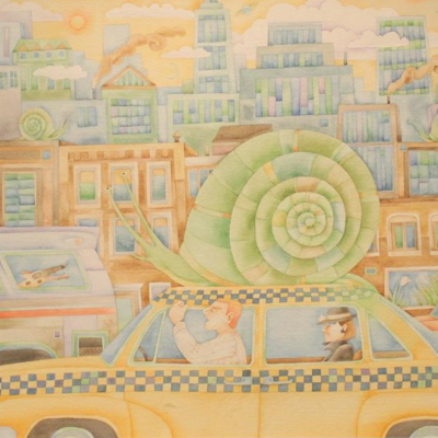 Snail's Ride