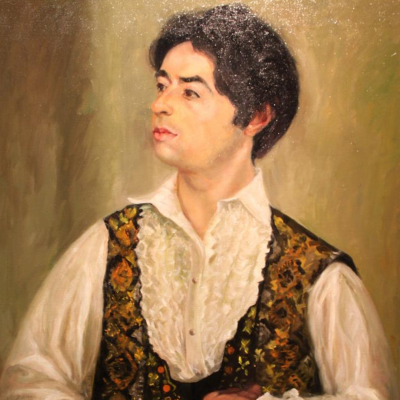 Portrait of Federico...