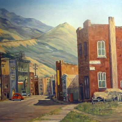 Bingham, Utah I (downtown)