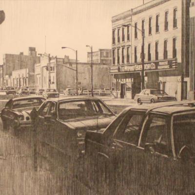 Street in Louisville