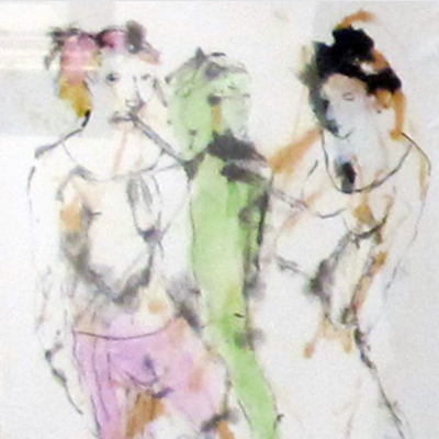 Dancers Two