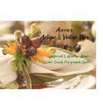 "Acorn's Antique & Vintage Show: Harvest & Holiday ""Home"""