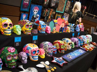 2021 Day of the Dead at Thanksgiving Point