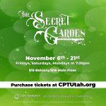 The Secret Garden- POSTPONED