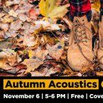 Autumn Acoustic Outdoor Concert