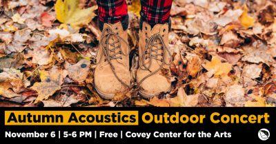 Autumn Acoustic Outdoor Concert